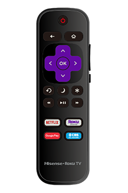 58R6109 noinsert ROKU REMOTE website