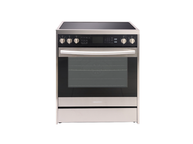 "30"" Front Control Freestanding Electric Range"