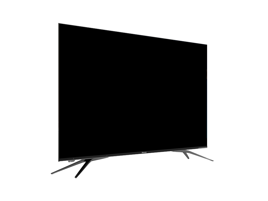 hisense h9908 right angle view